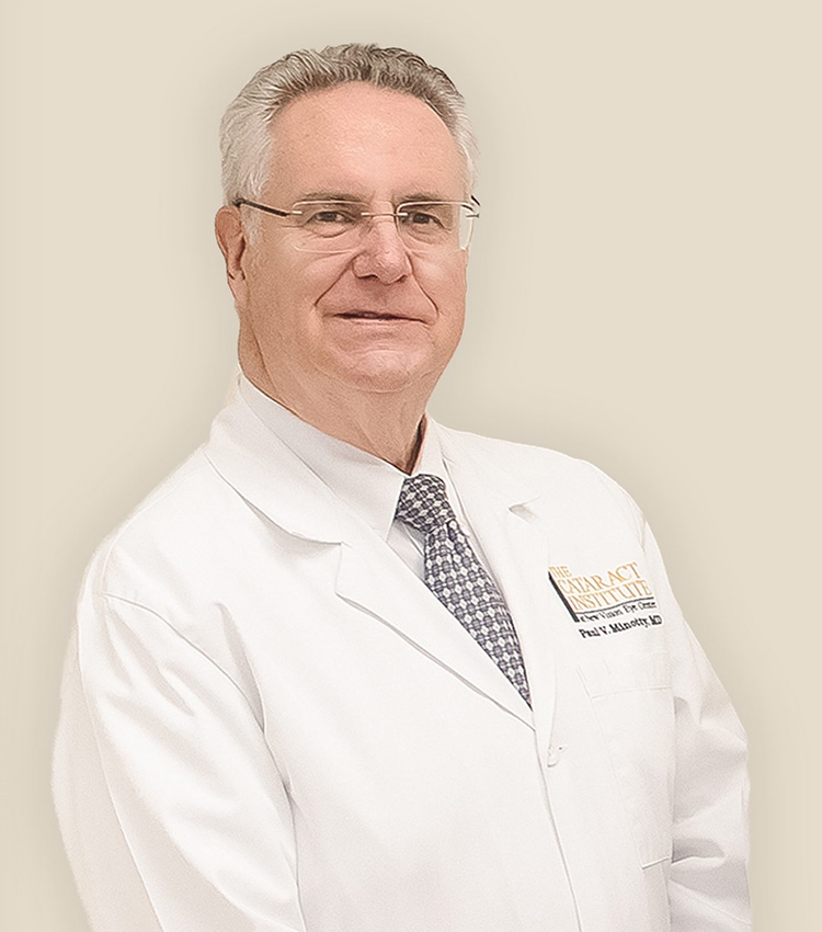 Cataract Laser Surgery Paul V. Minotty, M.D., FACS